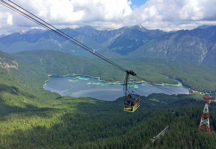 Eibsee Seilbahn - Zugspitze