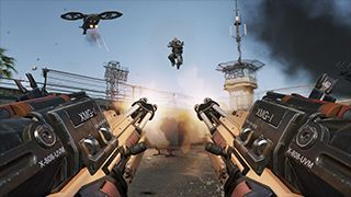 Epic battle scene #COD #PCgaming #GDK