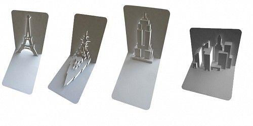 Arquitectura y Tarjetas Popup Descargables Gratis para Imprimir Paper toys, diseño, Origami