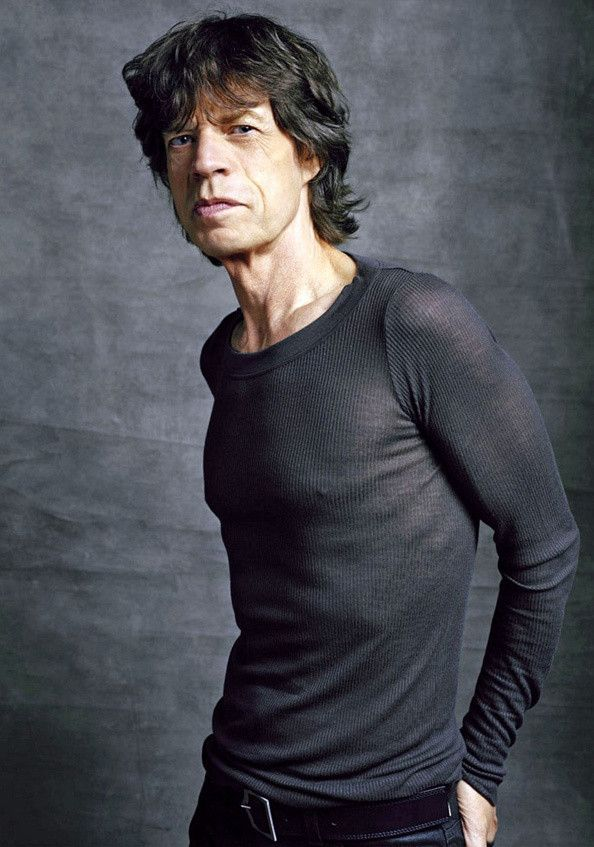 Just a reminder that Mick Jagger turns 70 this year.