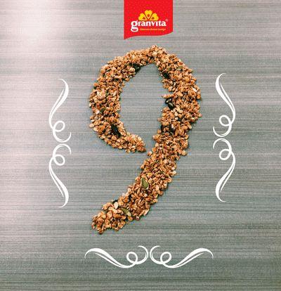 ¡Prueba nuestra Granola 9 semillas!