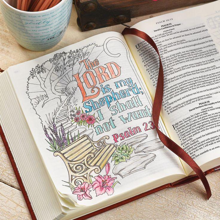 My Creative Bible Psalm 23
