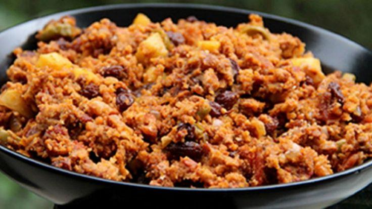 Prepara un relleno dulce de pavo - Sabrosía
