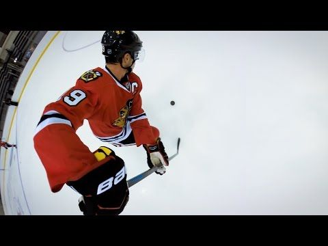 GoPro: On the Ice with the NHL. A new perspective on sports. Its just a matter of interaction now.