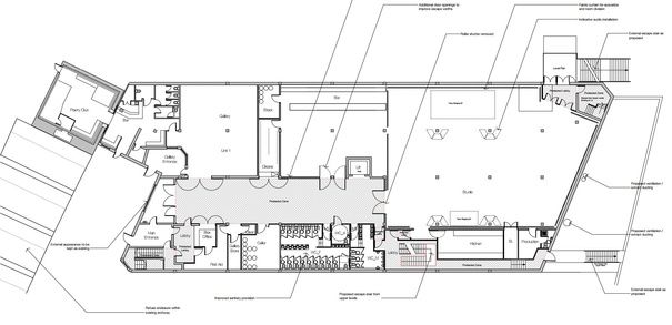 Plans for film and TV studio at SWG3 on Eastvale Place in Glasgow | STV Glasgow | Glasgow