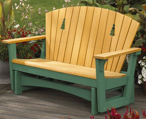 Lawn Glider Swing Plans Woodworking Projects Amp Plans