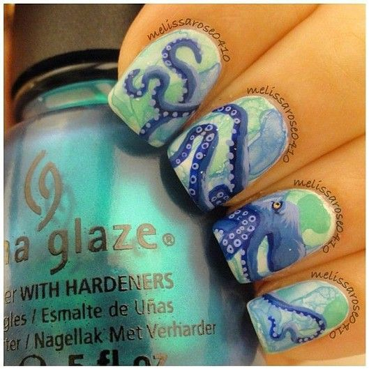 Designs for Nails We'll Never Be Able to Do | Beauty High