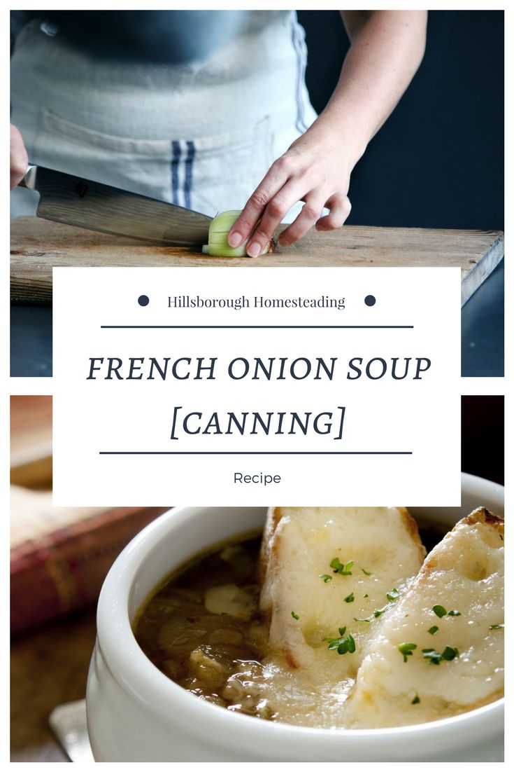 Onion rings caramelize all day in the crockpot. Add beef or veggie stock, red wine, or sherry and this super simple, healthy, delicious French onion soup is ready to warm you to the bones! Make a big batch and can the rest for lunch tomorrow!