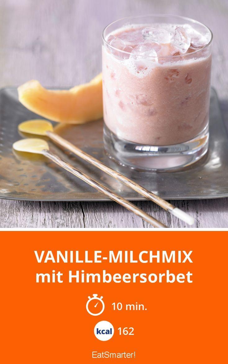 Vanille-Milchmix