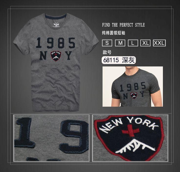 Tshirts 2017 Man T Shirts Tees & Tops Summer Men shirt Cotton Short Sleeve Man Brand Clothing Male Apparel T-shirts Plus Size #Affiliate