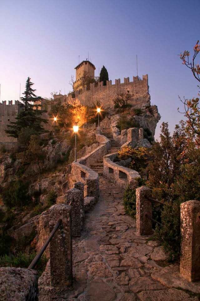 One of the most incredible places I've ever been ❤️ San Marino