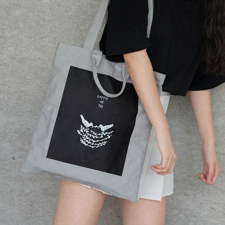 Купить 2016 YIZISTORE холст плеча и сумки с печатью и вышивкой (ВЕСЕЛО КИК)и другие товары категории Сумки на плечов магазине FUN KIKнаAliExpress. кожаная сумка и сумки guess
