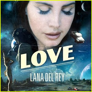 Lana Del Rey Surprises Fans with Release of New Single 'Love' -