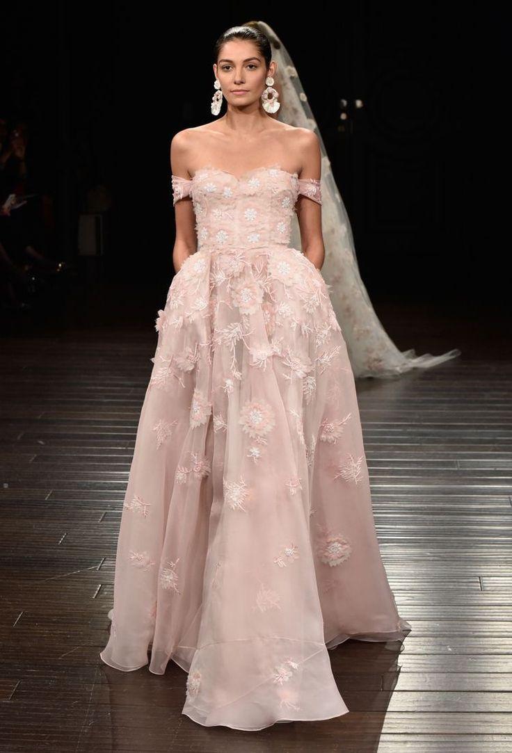 15 best Νυφικά φορέματα images on Pinterest | Ball gown wedding ...