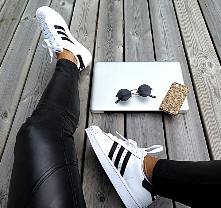 Adidas Superstar Blogg