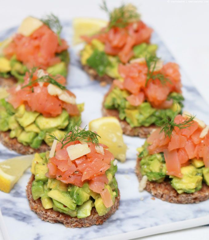 Die besten 25 avocado canapes rezepte ideen auf pinterest for Canapes ideen