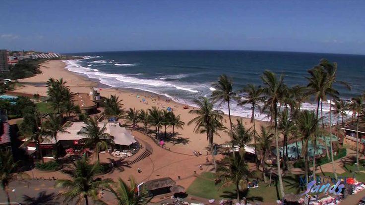 Margate Sands Resort, South Africa, beach vacation destination, travel