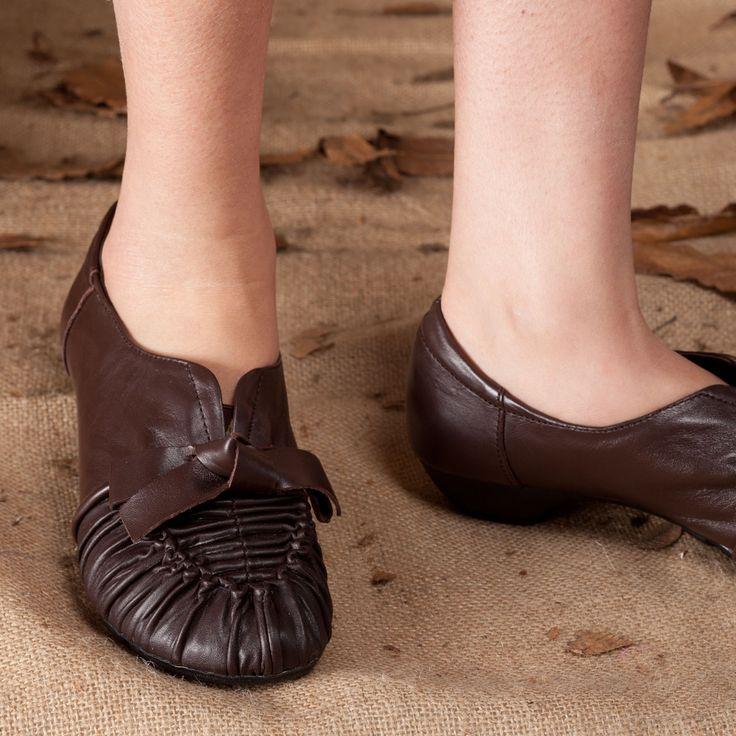 Первый слой из коровьей удобные плоские каблук старинные из натуральной кожи туфли женские туфли плоские женские туфли, принадлежащий категории Балетки и относящийся к Обувь на сайте AliExpress.com | Alibaba Group