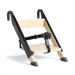 Great portable high chair solution that you can hang off any chair