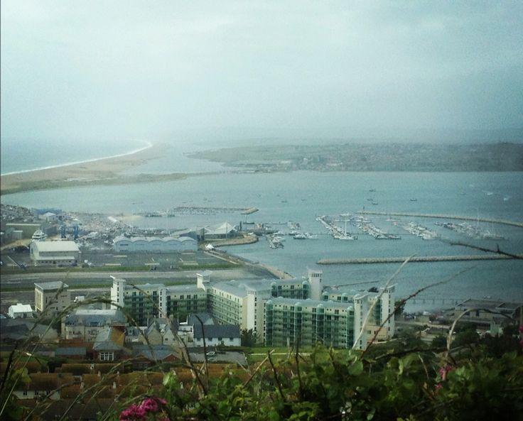 Weymouth/Portland sailing academy