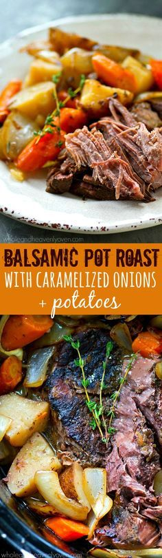 Balsamic vinegar, caramelized onions, and plenty of other veggies make ...