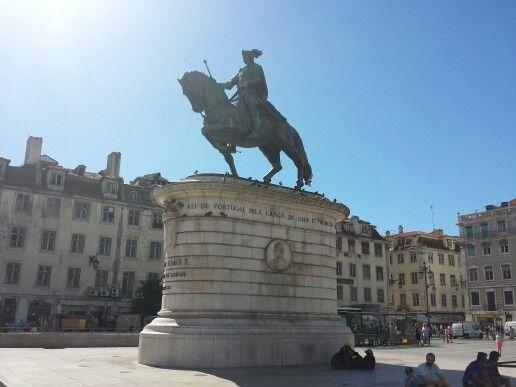 Rei Joao I, Lisboa