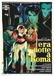 Era notte a Roma_Roberto Rossellini 1960