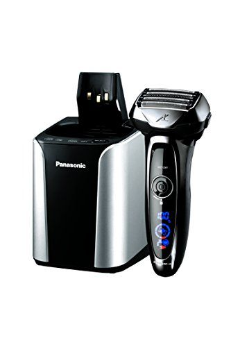 Panasonic ES-LV95-S Arc5 Electric Razor, Men's 5-Blade Cordless with Shave Sensor Technology and Wet/Dry Convenience, Premium Automatic Clean & Charge Station Included. For product & price info go to:  https://beautyworld.today/products/panasonic-es-lv95-s-arc5-electric-razor-mens-5-blade-cordless-with-shave-sensor-technology-and-wet-dry-convenience-premium-automatic-clean-charge-station-included/
