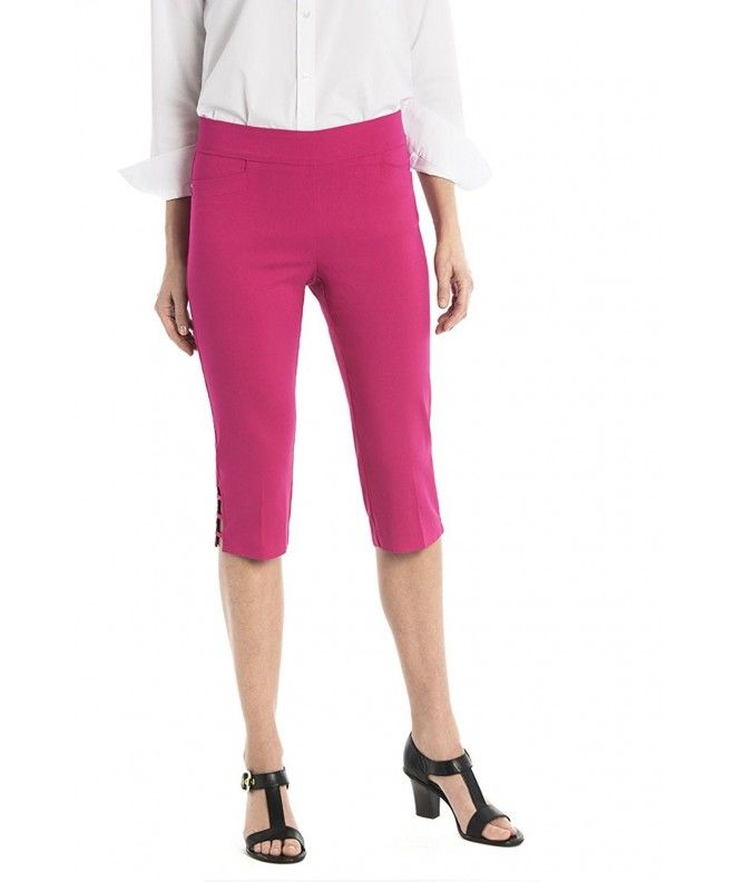f3e0d84931ed Easy Fit Capri - Pink - CR18220YEKU,Women's Clothing, Pants #Pants #fashion  #style #Pants