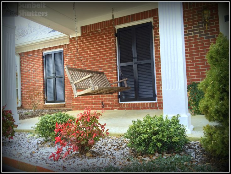84 best sunbelt shutters louvereds images on pinterest - Exterior painting in cold weather ...