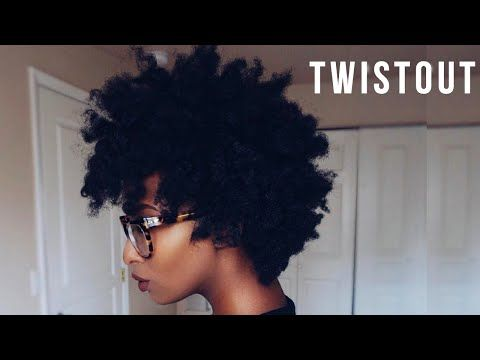 Youtube C Natural Hair Twist Out