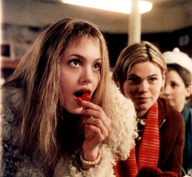 Girl Interrupted. My favorite part, the ice cream place!
