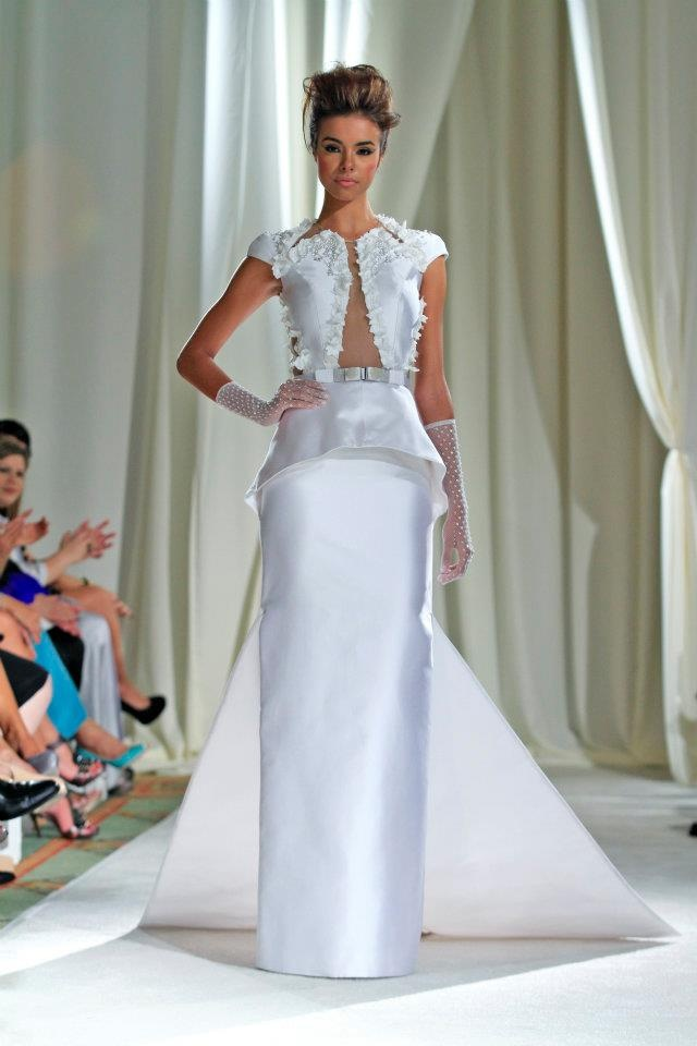 Harry Robles Wedding Dress