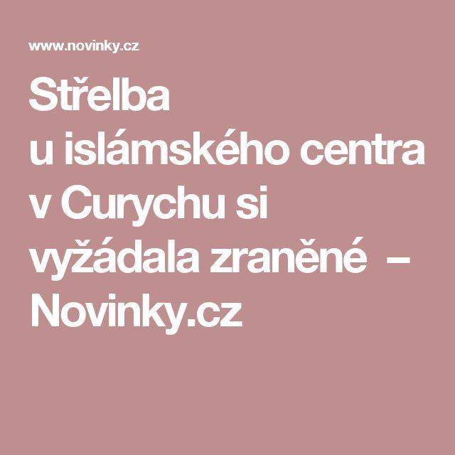 Střelba uislámského centra vCurychu si vyžádala zraněné – Novinky.cz