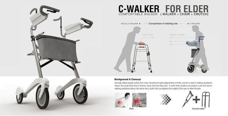 c-walker for elder