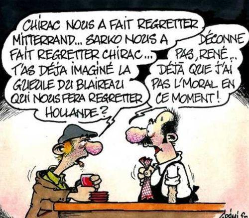 French politics...