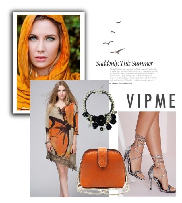 """""""VIPME - 10% OFF! Use COUPON CODE now!"""" by passionforstyleandfashion ❤ liked on Polyvore featuring Missguided and vipme"""