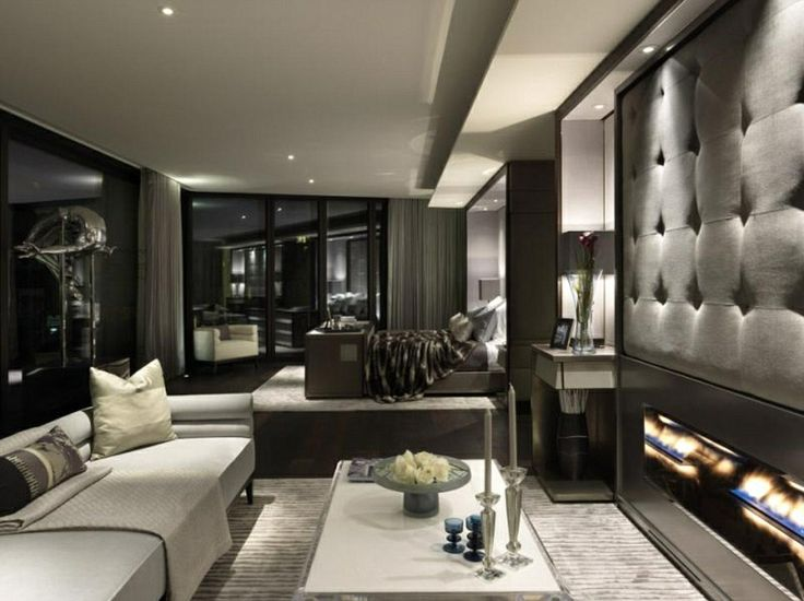 Interior Design Cost For Living Room Glamorous One Hyde Park  Bedrooms  Pinterest  Park Interiors And Living 2018