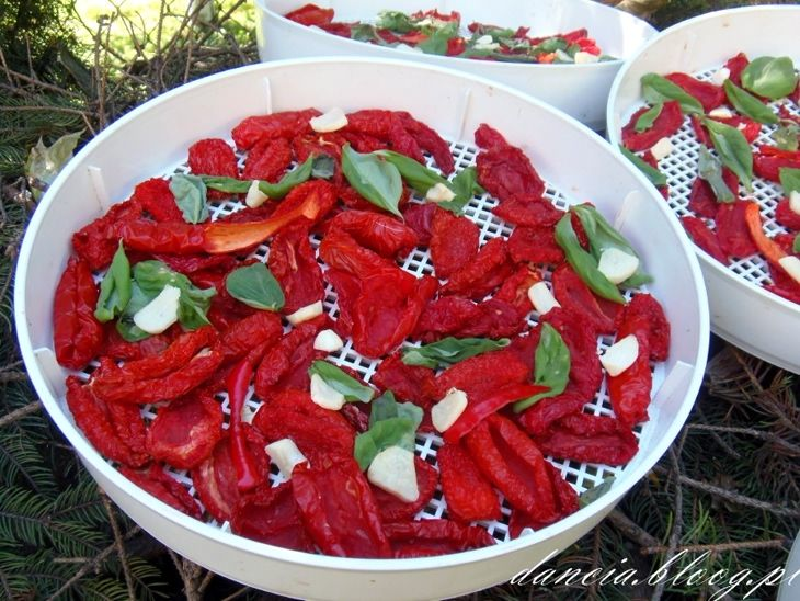 suszone pomidory!!!!