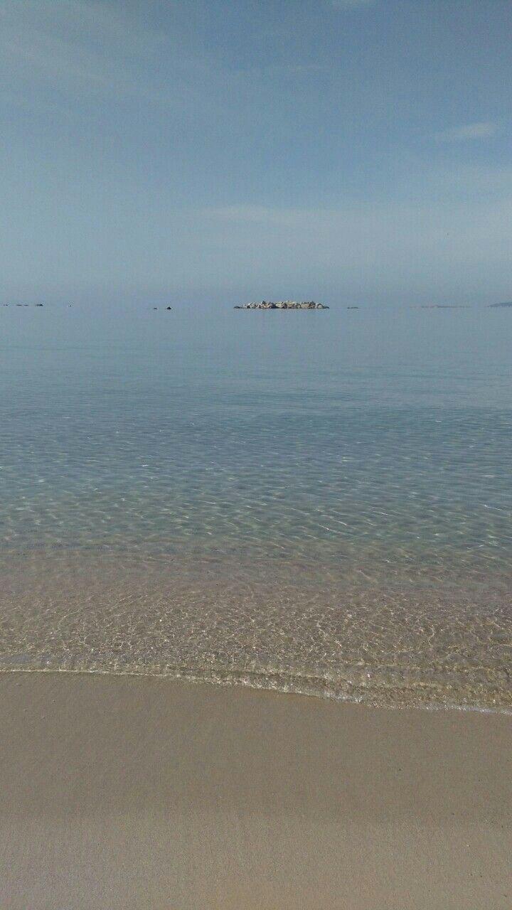 Plaka beach, Naxos, Cyclades