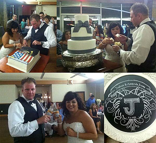 Dream Wedding with Josh and Mandy Jones on August 1, 2014 in Knox Center