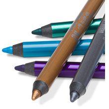 Ωραία μύτη στα μολύβια των ματιών