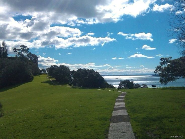 Glover Park, Auckland, New Zealand (by LaNich)