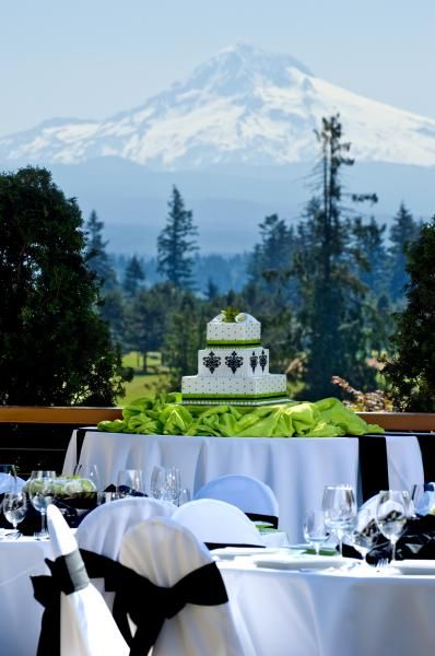 Wedding Venue Portland Oregon | Persimmon Country Club