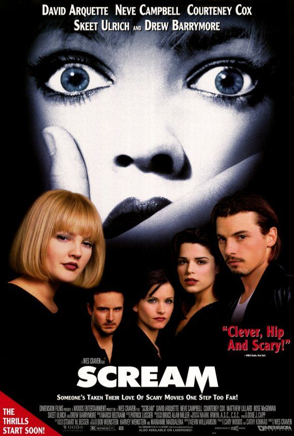 PAN – OFF: Filmes de terror dos 90s, pq são os melhores? - pandlr