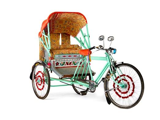 Modern Tee - Riding the Rickshaw by VIDA VIDA 2018 New Online f8ZLTNBE8