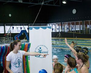 teaching @ AquaMermaid #aquasirene #aquamermaid wwww.aquamermaid.com