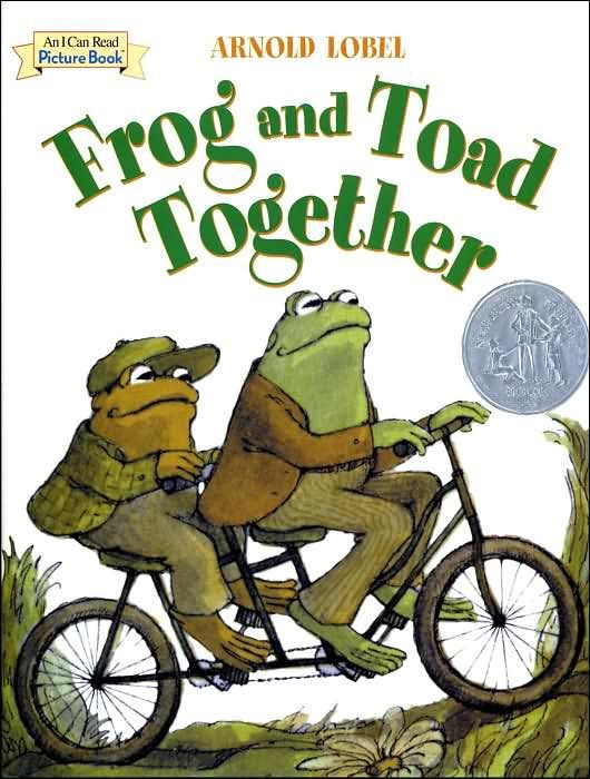 Kindergarten: Holding Hands and Sticking Together: Fun with Frog and Toad and FREEBIES!