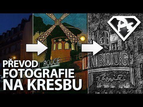 Převod fotografie na kresbu | Photoshopové Orgie | V tomto videu se naučíte, jak ve Photoshopu během pár minut převést fotografii na kreslený obrázek.