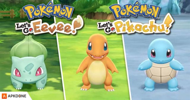 Pokemon Let S Go Pikachu Mobile Apk For Android Download